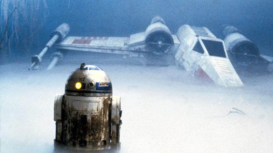 Agentura DARPA vyvíjí robota, kterého odborníci přirovnávají k R2-D2 (ilustrační foto).