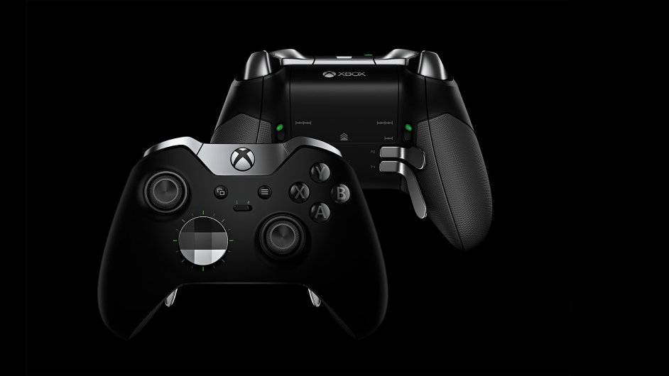 XboxElite Controller