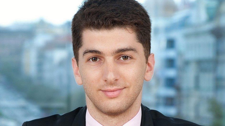 Magsud Rahmanov, hotelový analytik společnosti Cushman & Wakefield