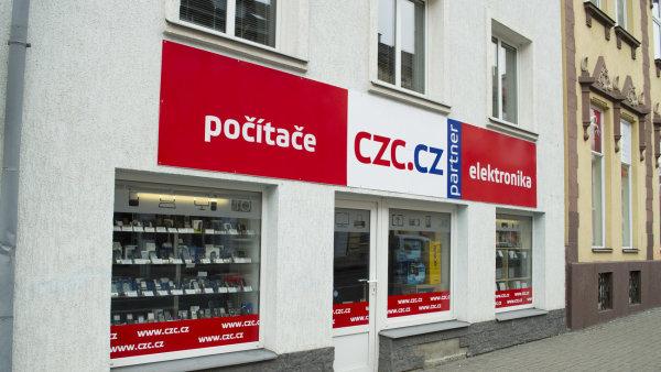CZC.cz patří mezi největší tuzemské internetové prodejce s Alza.cz, Mall.cz či Notino.cz.