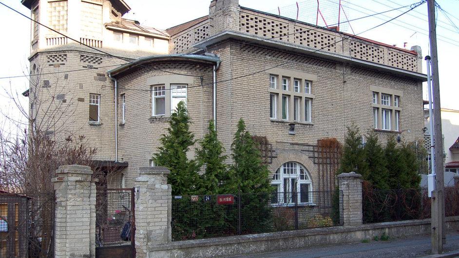 Budova rekonstruovaného Divo Institute na snímku z 30. prosince.