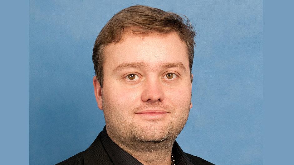 Miroslav Be�ka, �editel technologick� spole�nosti S&T CZ
