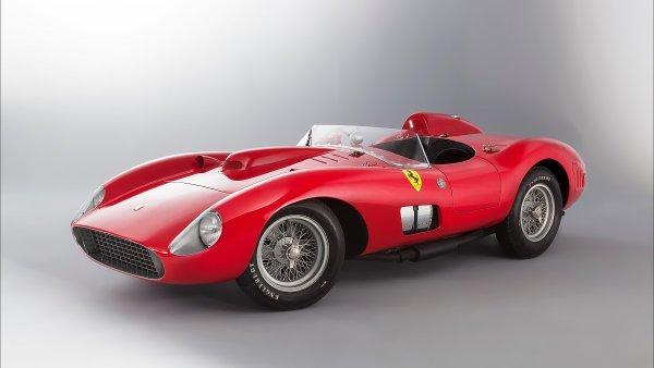 Ferrari 335 S Spider.