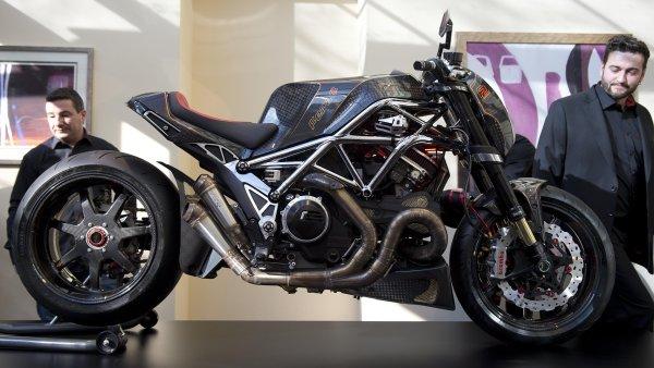 Nová česká motorka Ferat 2 bude stát přes dva miliony korun.