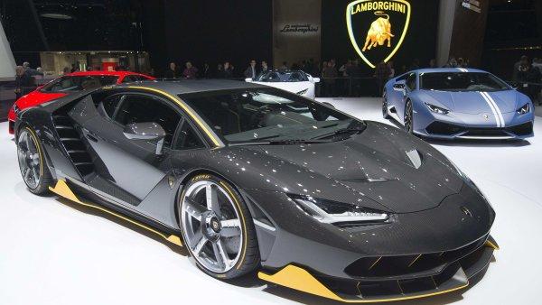 Lamborghini Centenario.
