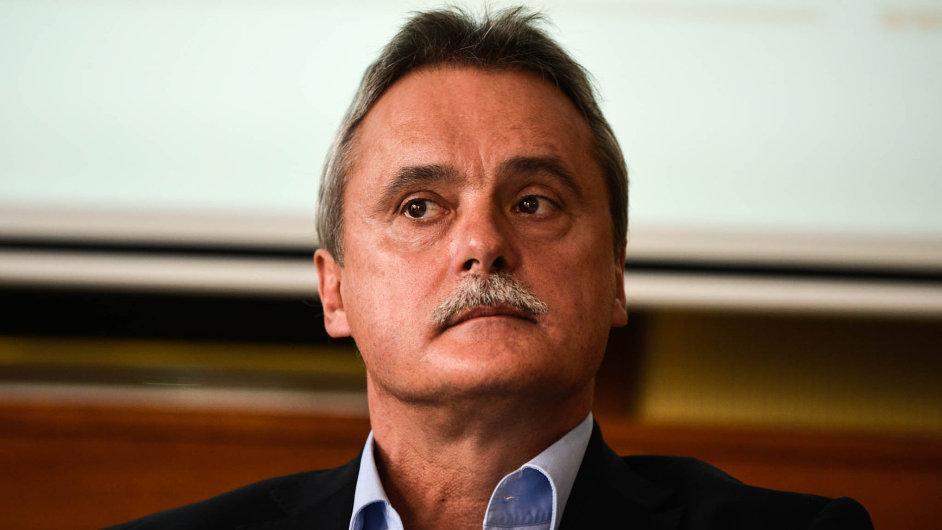 Ladislav Mareš, předseda představenstva společnosti Nafigate Corporation