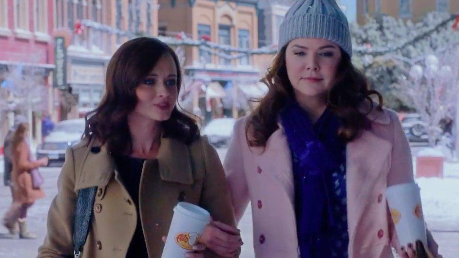 Nové epizody seriálu Gilmorova děvčata zveřejní Netflix 25. listopadu.