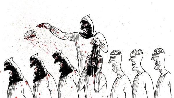 Kresba z roku 2009.