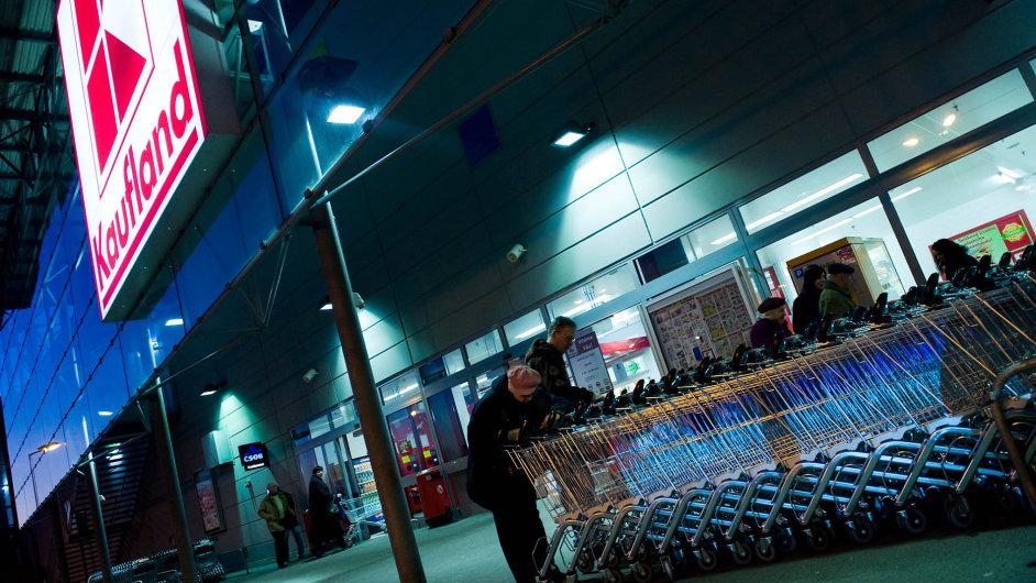 Kaufland, největší obchodní řetězec vČesku podle tržeb, letos investoval 3,25 miliardy korun.