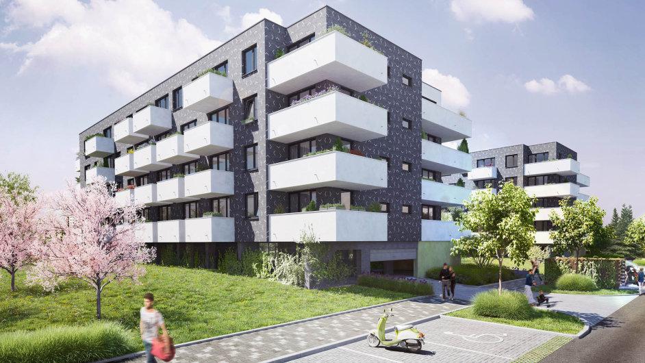 Developer Finep staví vprojektu Malý háj vPraze 10 celkem 82 družstevních bytů vedvou domech. Finep nabízí družstevní byty od roku 2011 a od té doby už jich prodal více než 500.