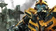 Snímek z filmu Transformers.