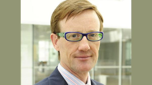 Michael Mullen, člen řídícího výboru Association for Foreign Investment (AFI)