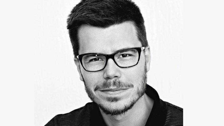 Ondřej Ludvík, manažer lidských zdrojů ve společnosti Tipsport