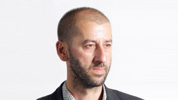 Martin Jašminský, šéfredaktor HN