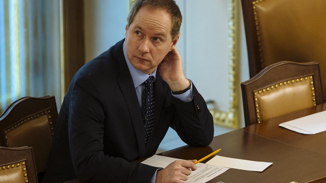 Petr Gazdík.
