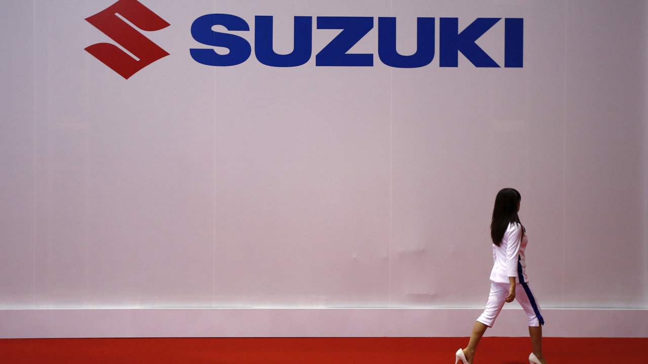 V centrále Suzuki proběhla razie.