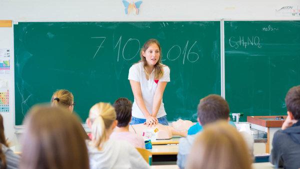 Platy učitelů jsou ostudou tohoto státu