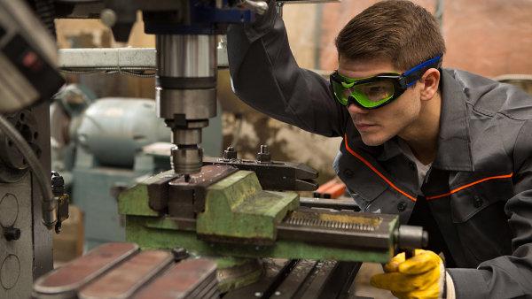 Český průmysl za měsíc říjen zrychlil svůj růst na 10,5 procenta - Ilustrační foto.