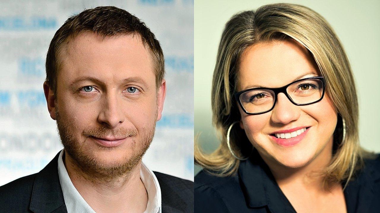 Vojtěch Morávek a Dana Klementová posílili společnost G2 server