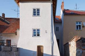 Penzion Štajnhaus. Architekti zrekonstruovali památkově chráněný dům z 16. století