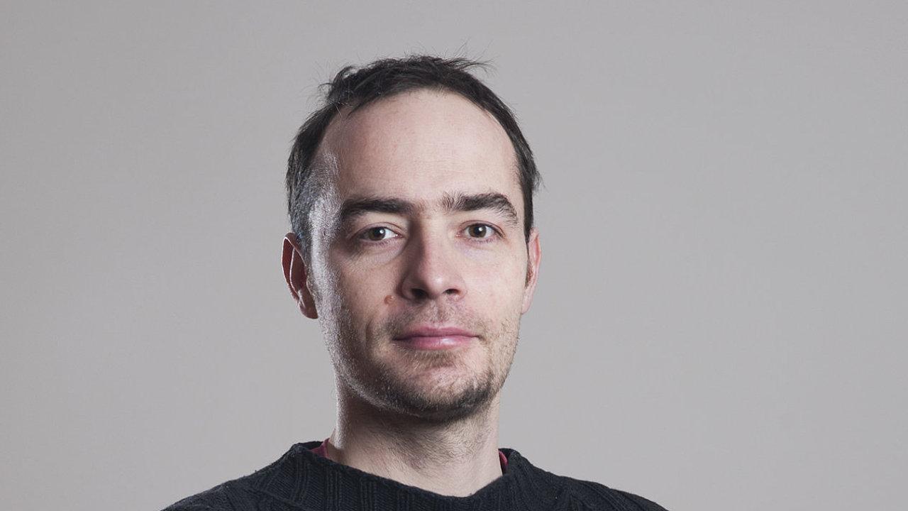 Politolog Lukáš Linek