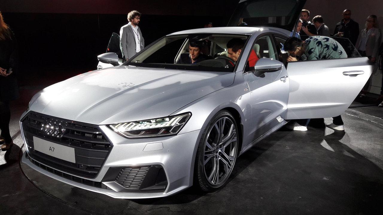 Nová generace Audi A7