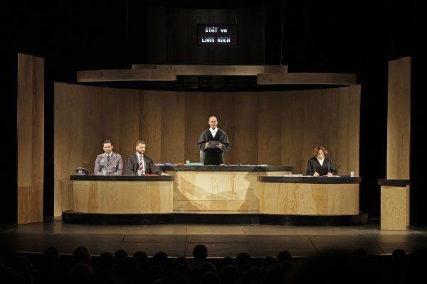 Inscenace Teror v divadle ABC