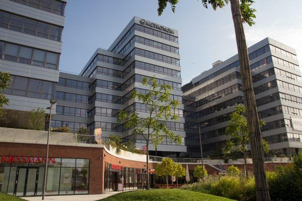 SAP BSCE se mění na SAP Services a stěhuje se do ultramoderního byznyscentra Metronom