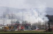 V Rakousku explodoval plynový terminál, výbuch zabil jednoho člověka. Itálie se chystá na stav nouze, cena plynu stoupá
