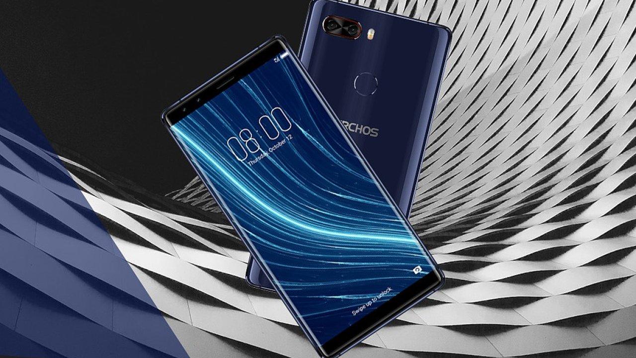 Archos Diamond Omega je upravené verze telefonu Nubia Z17s