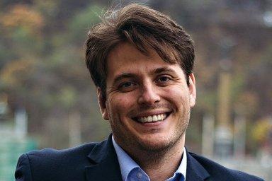 Marek Antoš, ředitel společnosti Internet Info