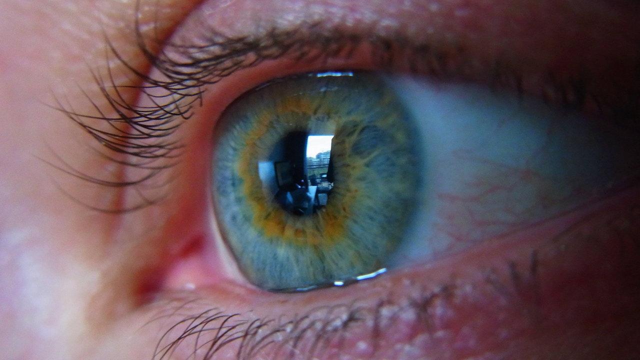 oko, zdraví, člověk
