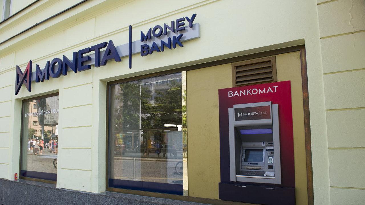 Moneta Money Bank, ilustrační fotografie