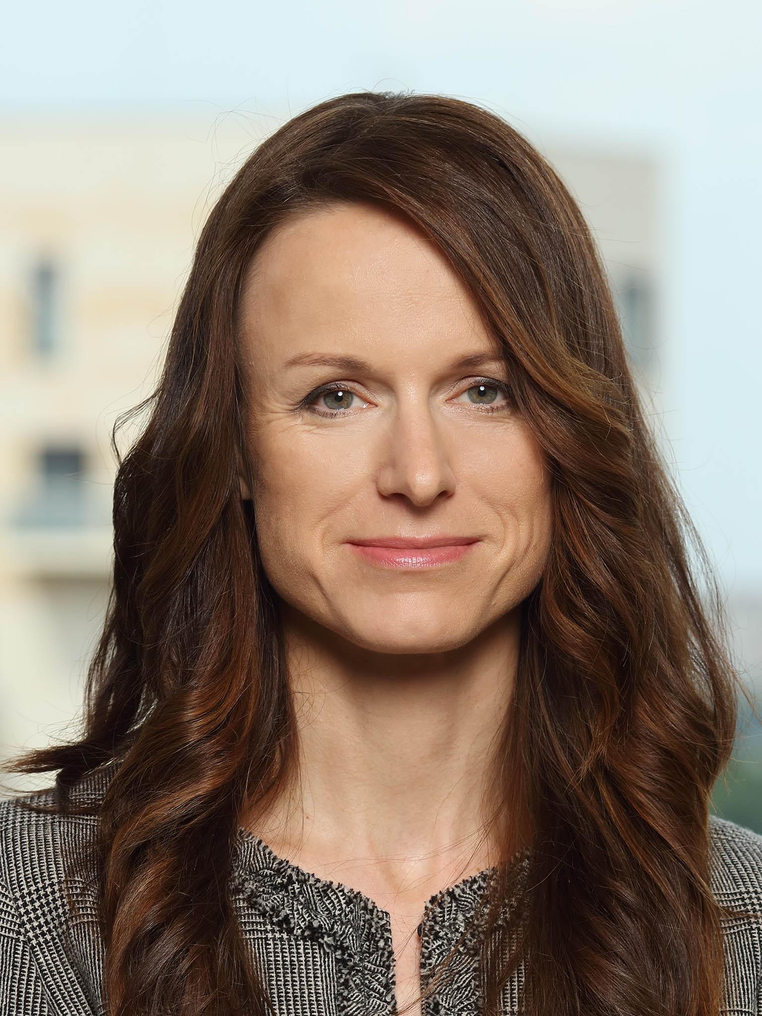 Lenka Čábelová, manažerka komunikace, Microsoft Česko a Slovensko