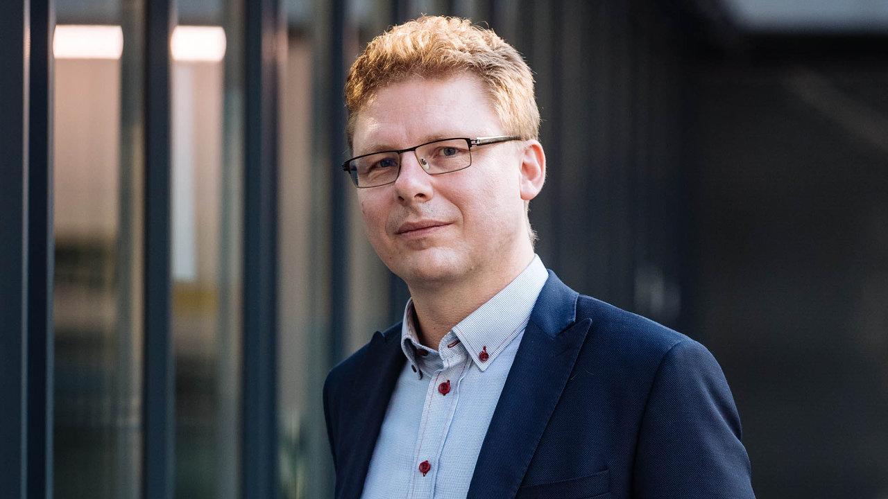 Aleš Prandstetter, investiční stratég eFrank.