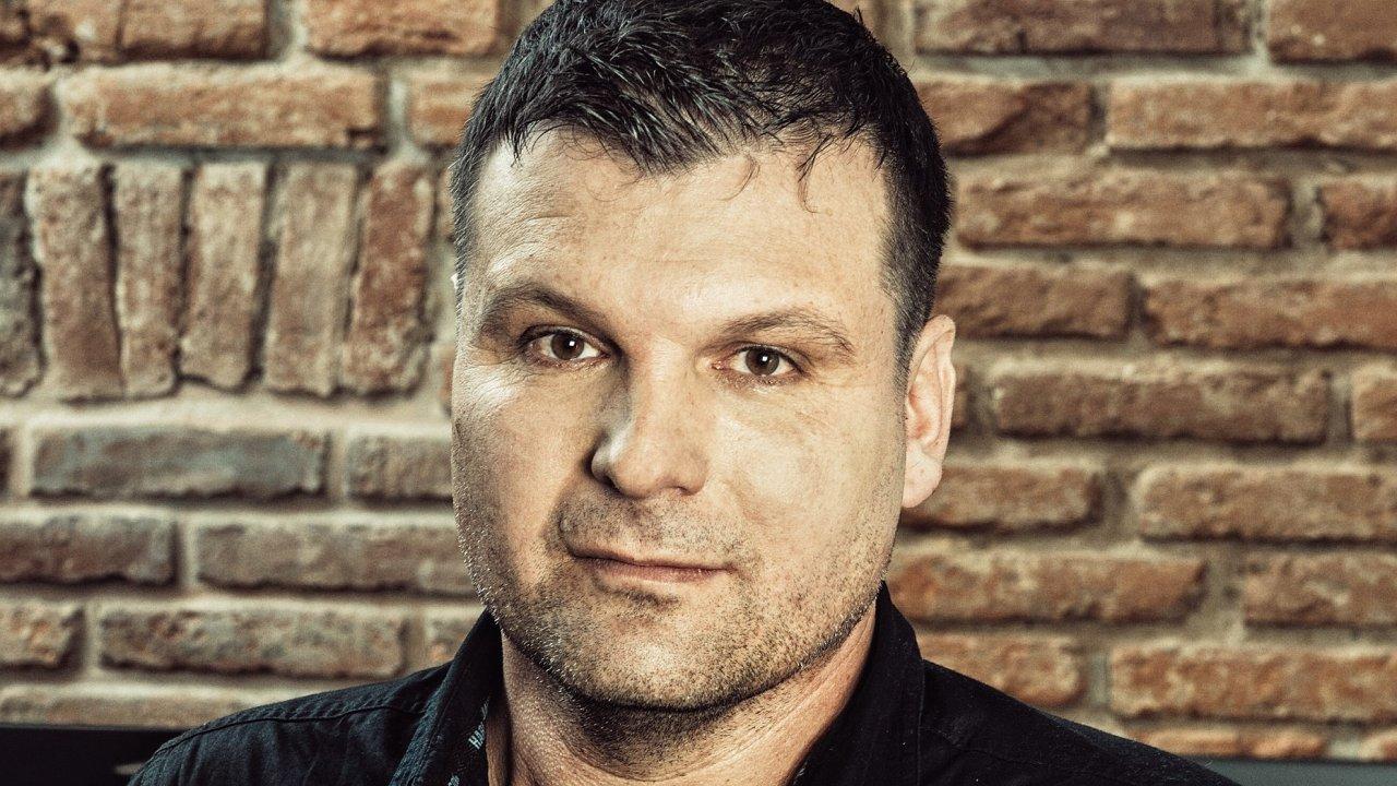 Martin Heřmanský, výkonný ředitel značky Harley-Davidson pro Kanadu