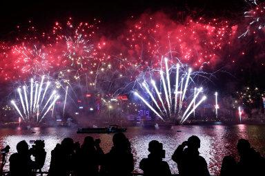 Oslavy nového roku ve světě: Austrálie přivítala rok 2019 rekordním ohňostrojem z 8,5 tuny pyrotechniky