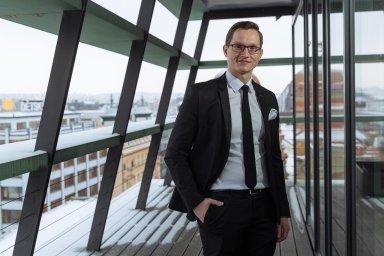 Štěpán Křeček, hlavní ekonom BH Securities