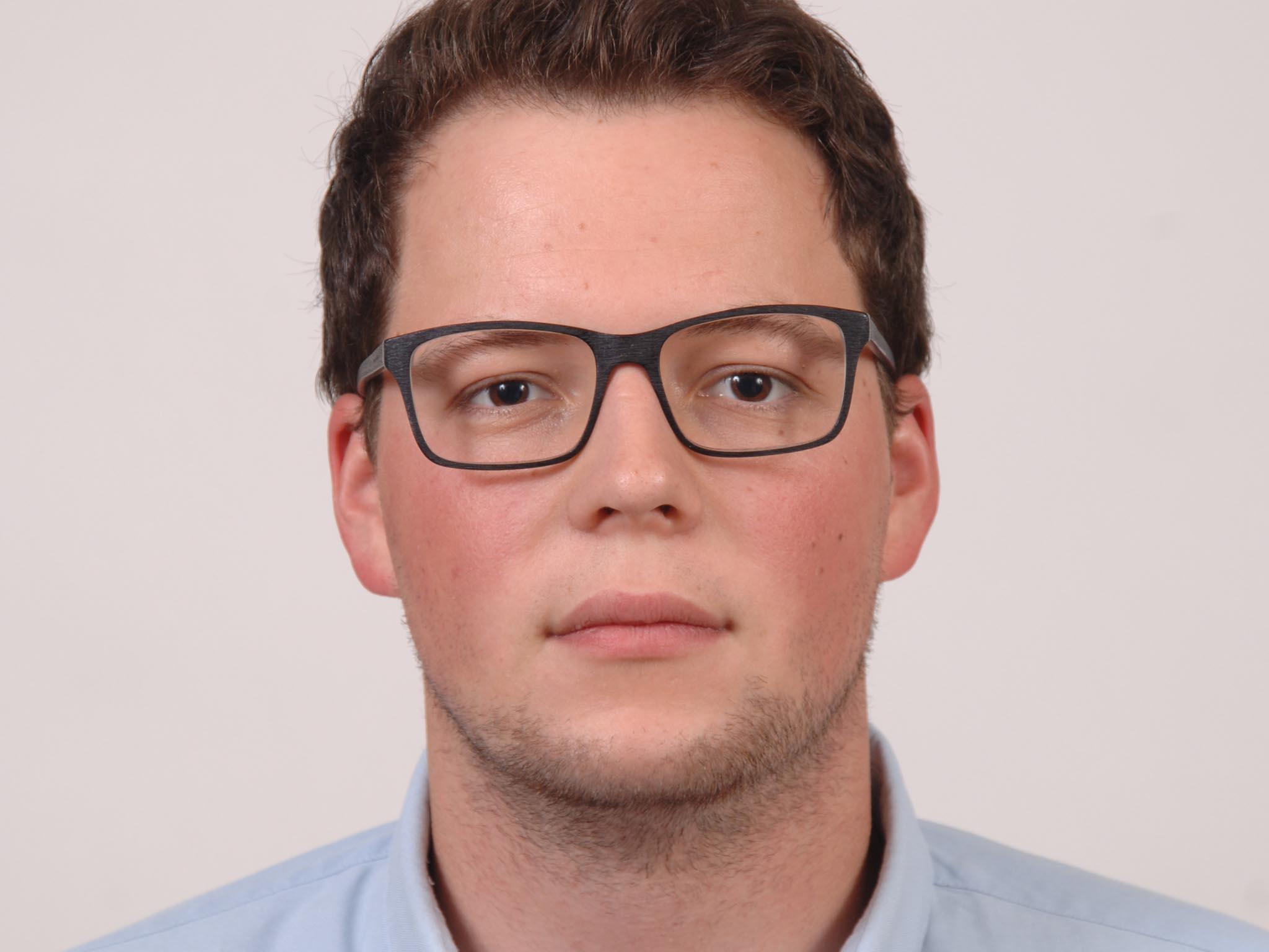 David Brož, prezident Společnosti mladých agrárníků ČR