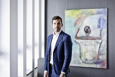 Investor a podnikatel Michal Mička