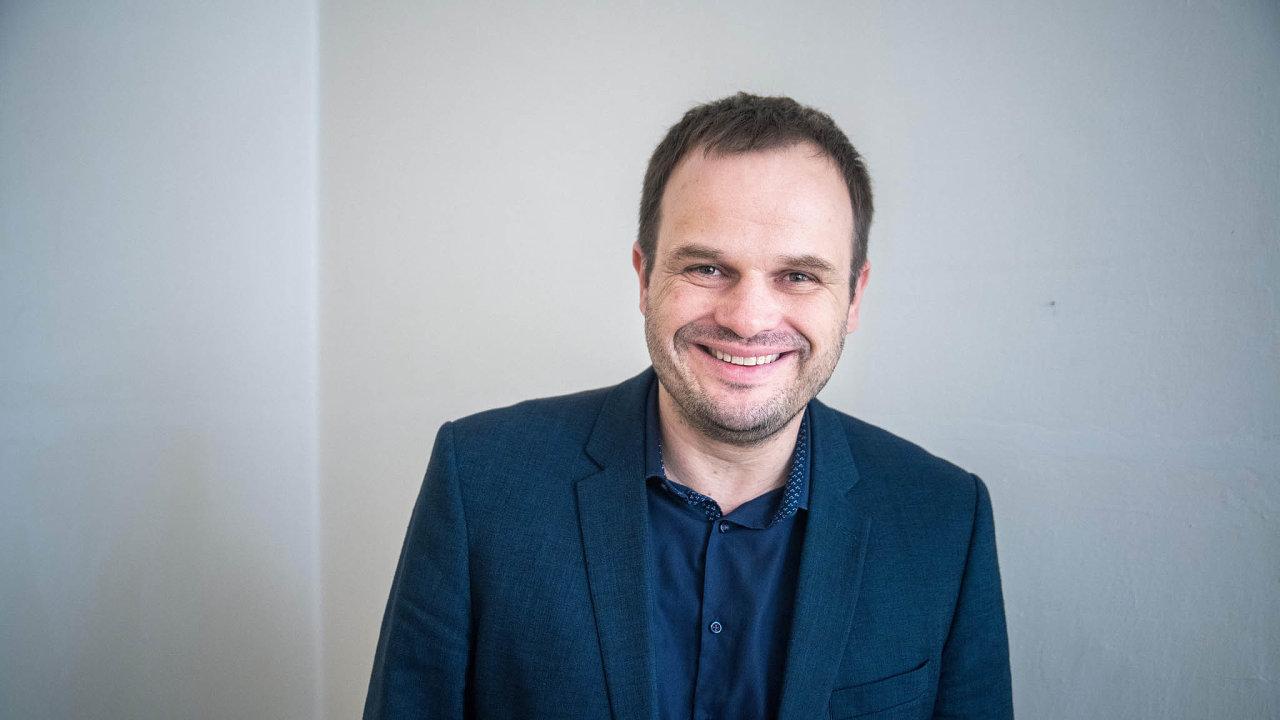 Odmítnutý kandidát: Proti jmenování Michala Šmardy ministrem kultury se staví prezident Miloš Zeman.