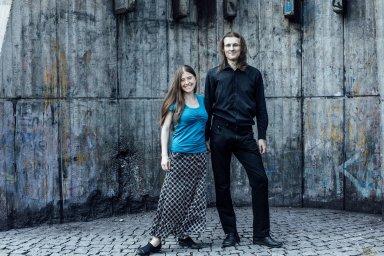 Markéta a Jakub Tomkovi již šestým rokem rozvíjí svoji vědeckou kariéru v anglickém Oxfordu.