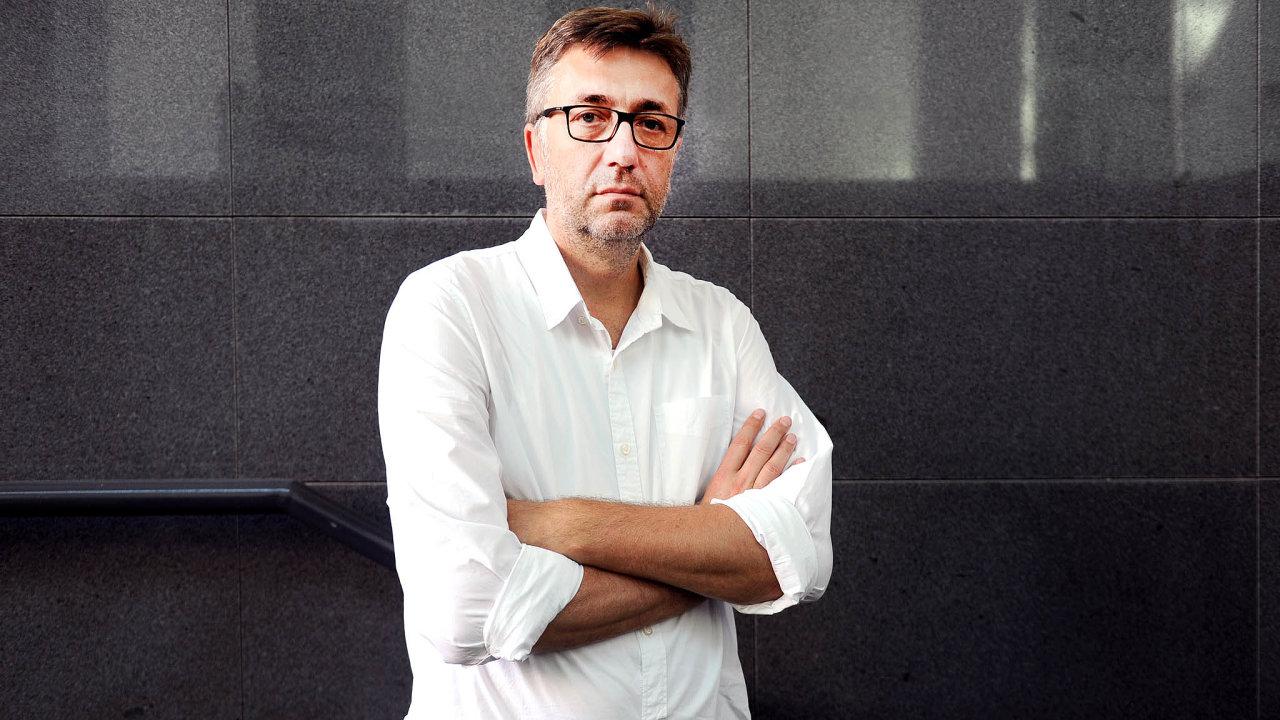 Jaroslav Cír zvýzkumné agentury Perfect Crowd, která prováděla průzkum Wealth report pro J&T Banku.