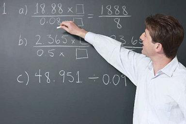 """Současná převažující podoba výuky (nejen) matematiky v českých školách je ovlivňována cílem, jímž má být """"vyvzdělat"""" co nejvíce dobrých matematiků."""