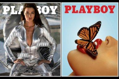 Koronavirus skolil zajíce. Jarní vydání tištěné verze amerického Playboye bude úplně poslední v jeho historii.