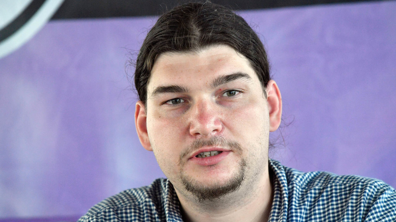 Předvolební debaty o eGovernmentu se zúčastnil také pirátský poslanec Ondřej Profant