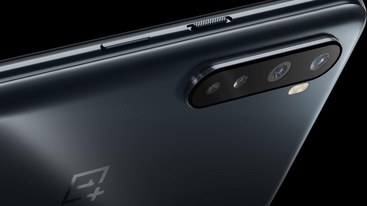 OnePlus Nord má elegantní, ale snadno zaměnitelný design.