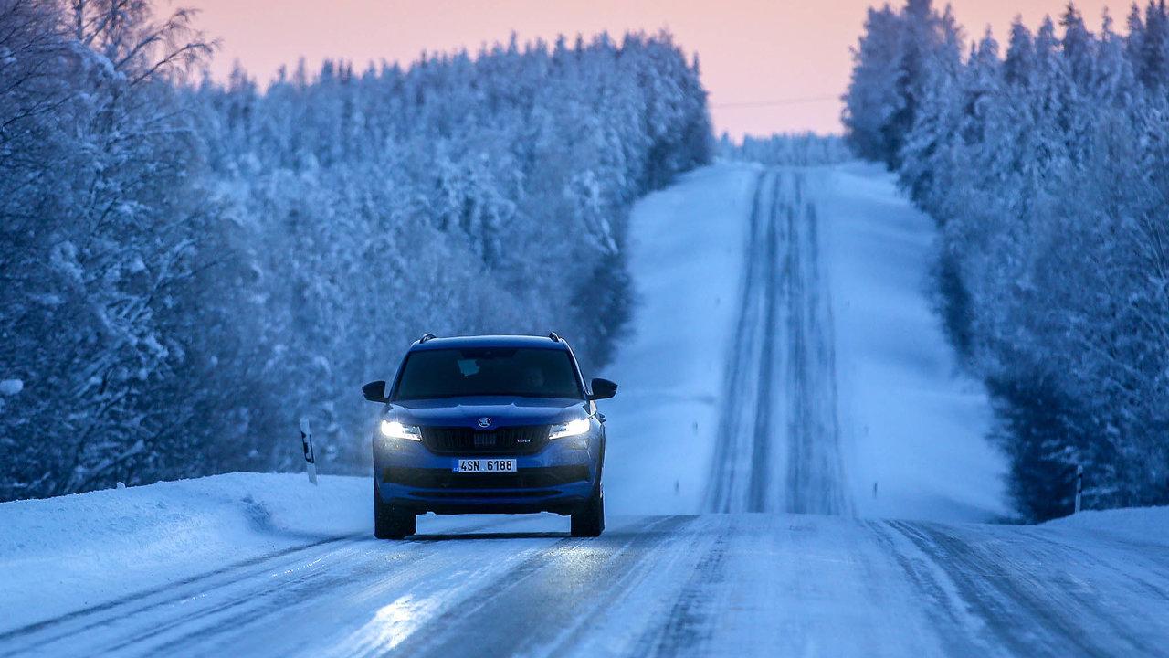 Úspěšný Kodiaq: Svůj první SUV model nazvaný Kodiaq představila Škoda Auto vroce 2016. Loni se stal druhou nejvíce žádanou škodovkou.