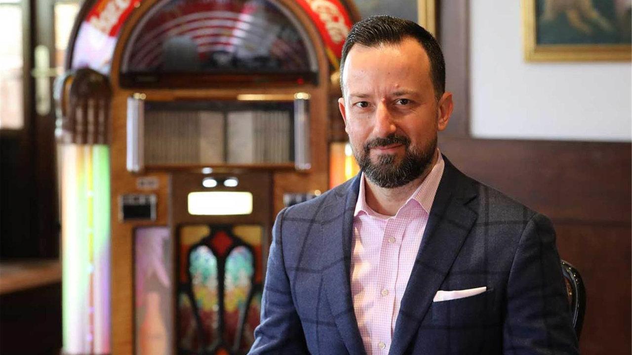 Generální ředitel generální ředitel Coca-Coly HBC pro Česko a Slovensko Dan Timotin.