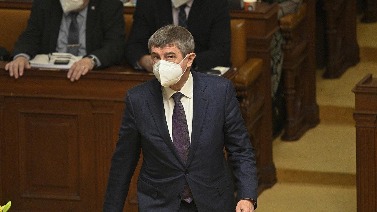 Premiér Andrej Babiš (ANO) vyzval opozici ve Sněmovně, aby dala vládě dva týdny času na přípravu požadovaných opatření a zákonů, které se týkají epidemické situace nebo ekonomiky.